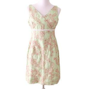 VTG Lilly Pulitzer Pineapple 🍍 Juice Dress sz 2